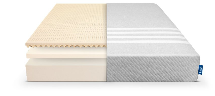 Leesa mattress review leesa mattress is a big hit with for Dreamfoam vs brooklyn bedding